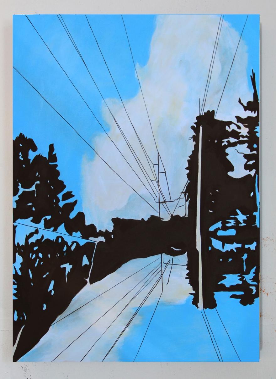 Michael-Slagle_Backwater-River-Bank_Oil-on-Canvas_32-x-26_2018
